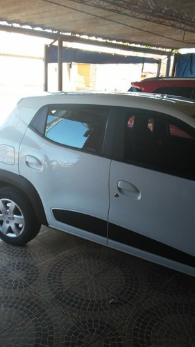 renault kwid intense 1.0 mt, sedan, única dueña