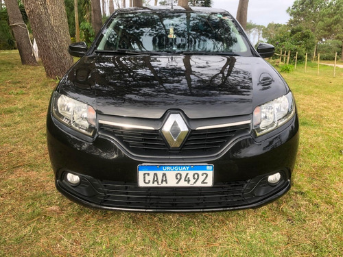 renault logan 1.6 expression full  2015 66.000 kms permuto