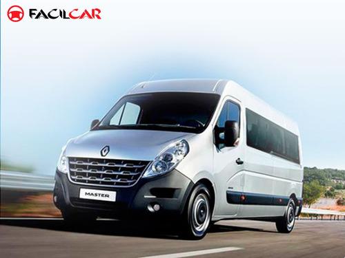renault master minibus 2020 diesel l3h2  0km