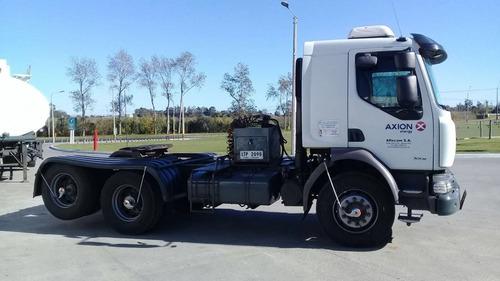 renault midlum 300 dxi tractor 6x2
