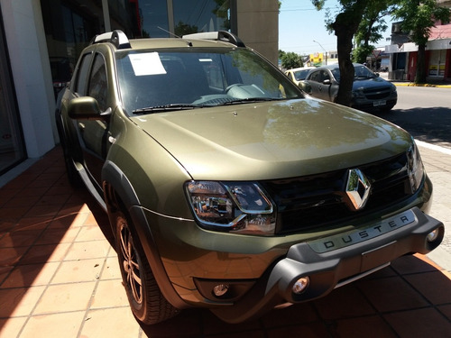 renault oroch doble cabina 4x4, extra full   promocion