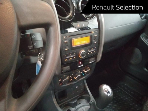 renault oroch expression 2018