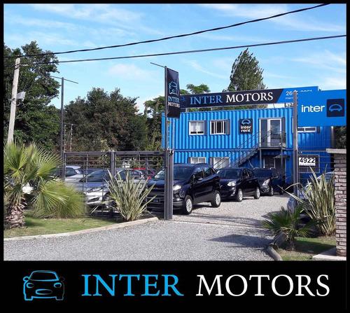 renault sandero autenthique 1.6 full´2015  inter motors