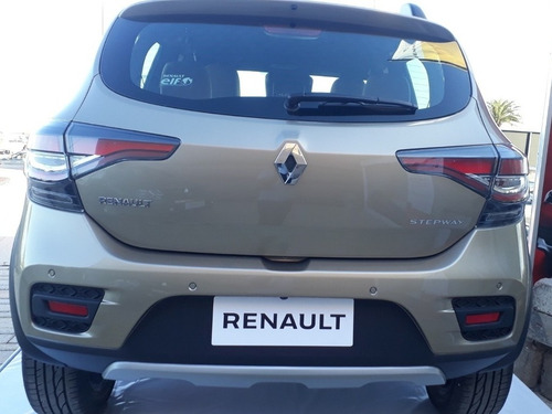 renault stepway 1.6 automatica