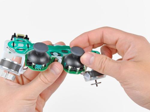 repara r1 r2 l1 l2 con este circuito flexible control ps3