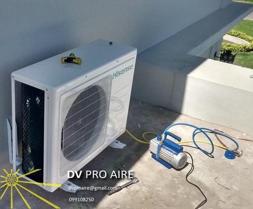 reparación-aire acondicionado-instalación-traslados-service