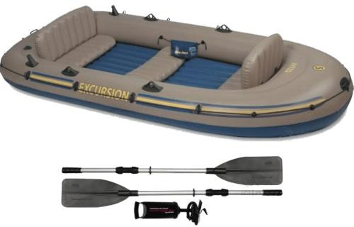 reparacion articulos camping pesca colchoes inflables botes