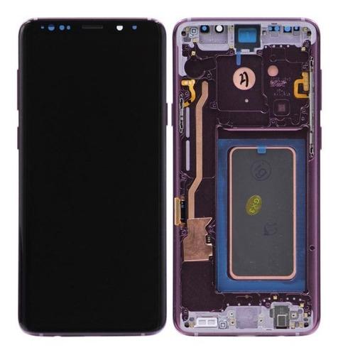 reparacion cambio pantalla display original samsung s9