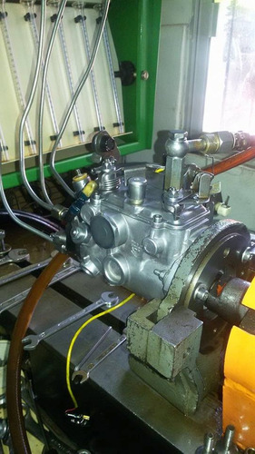 reparacion de bombas de inyeccion diesel e inyectores