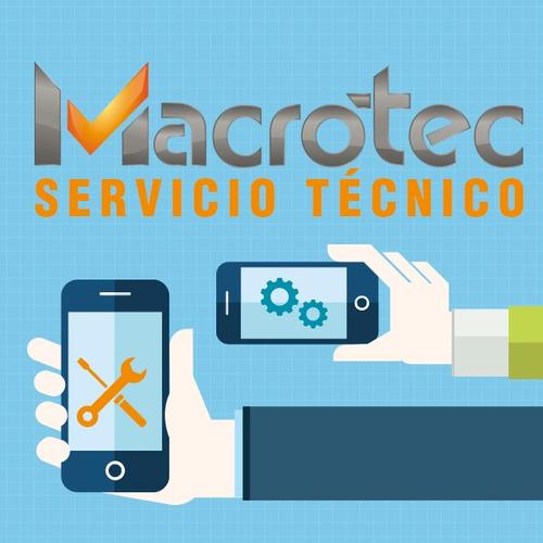 reparación de celulares con garantía por macrotec