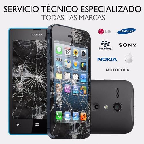 reparacion de  samsung iphone pantalla mojado no enciende