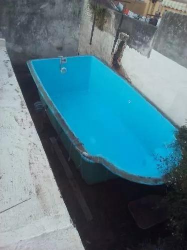 reparacion en piscinas fibra d vidrio y hormigon.mant.instal