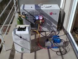 reparacion instalación tecnico aire acondicionado inverter