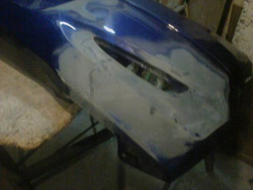 reparación paragolpes espejos faros tableros soldaduras plas