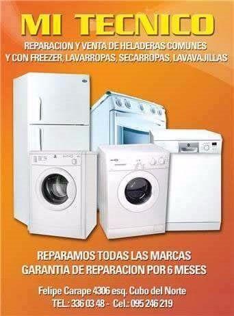 reparacion service  heladeras lavarropas estufas t. 23360348