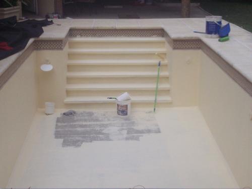 reparacion y pintura piscinas fibra de vidrio y hormigon