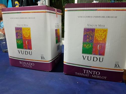 reparto de vinos
