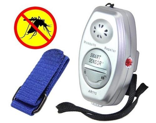 repelente electrónico portátil ultrasónico anti mosquitos
