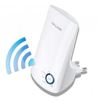 repetidor y extensor wifi tp-link 300 mbps 2 años gtia nnet