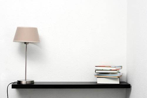 repisa flotante - estantería - estante - biblioteca 60cm