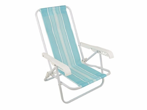 reposera mor infantil acero plegable playa silla disershop