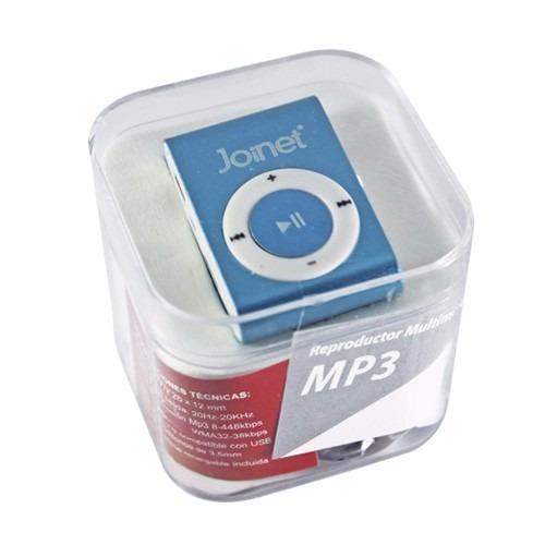 reproductor música mp3 tipo shuffle memoria expandible