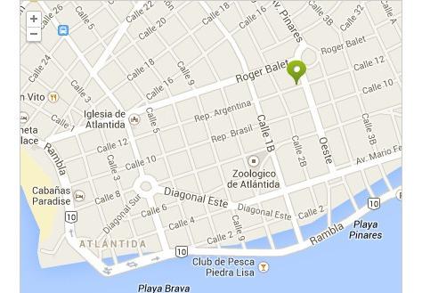repúblíca argentina entre oeste y calle 2b  u$s 85 por día.