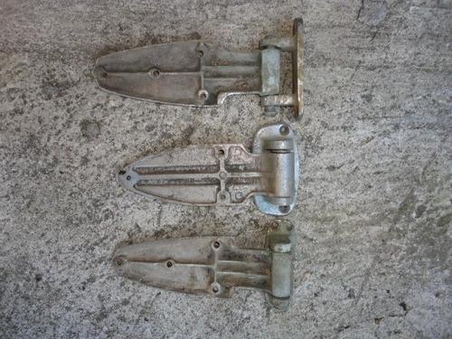 repuesto de heladera , ,antiguas de bronce  consulte consult