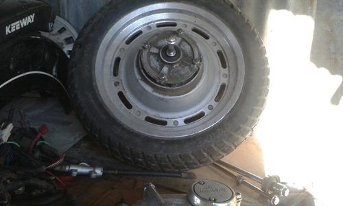 repuestos para moto keeway 250 y horquilla trasera