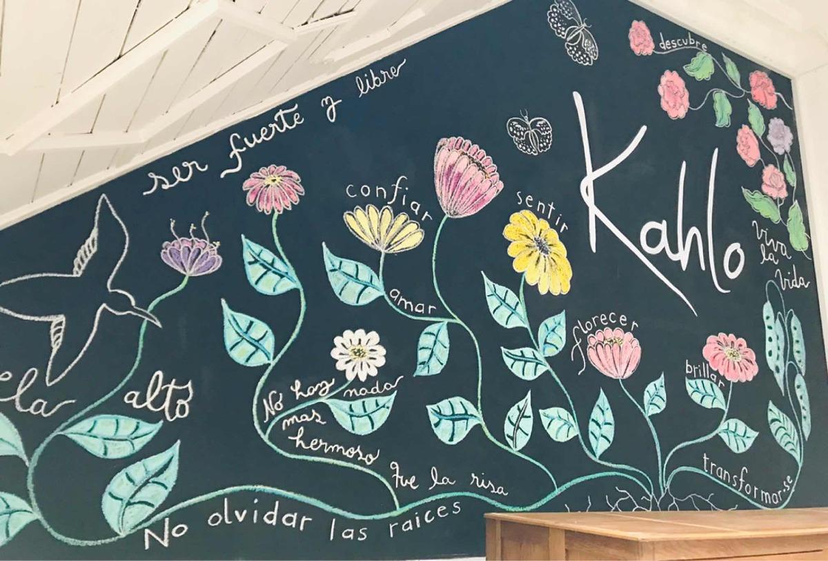 residencia universitaria estudiantil kahlo