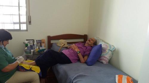 residencial, casa de salud para adulto mayor, tercera edad.