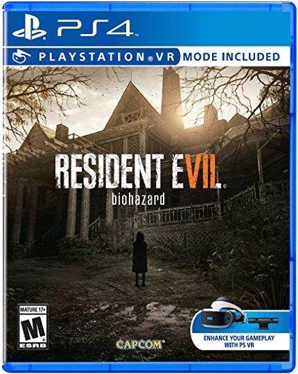 Resident Evil 7 Ps4 Fisico Original U S 65 00 En Mercado Libre