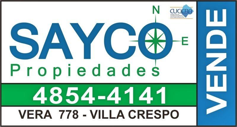 Logo de  Saycopropiedades