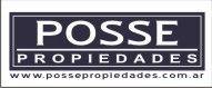 Logo de  Posse Propiedades