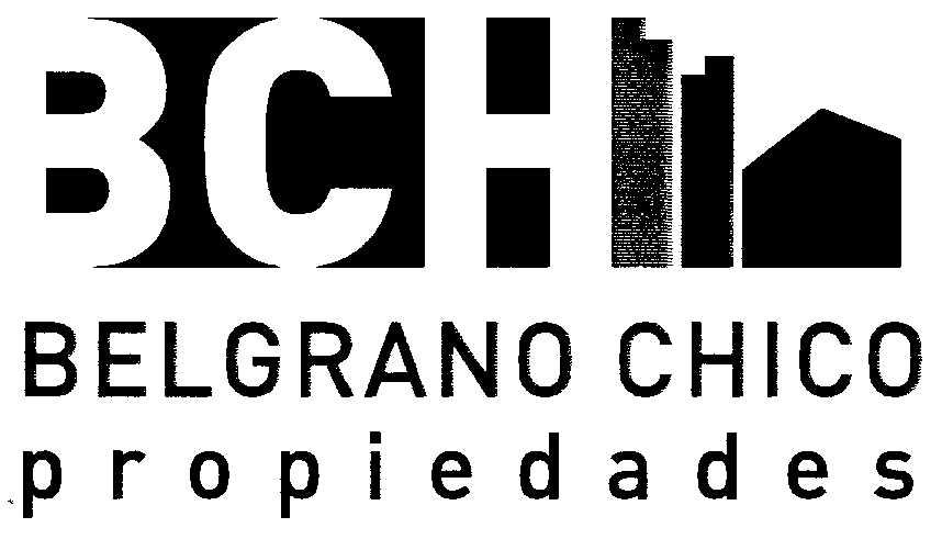Logo de  Bch Propiedades