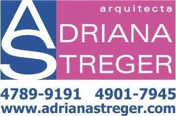 Logo de  Arq. Adriana Streger Bienes Raíces