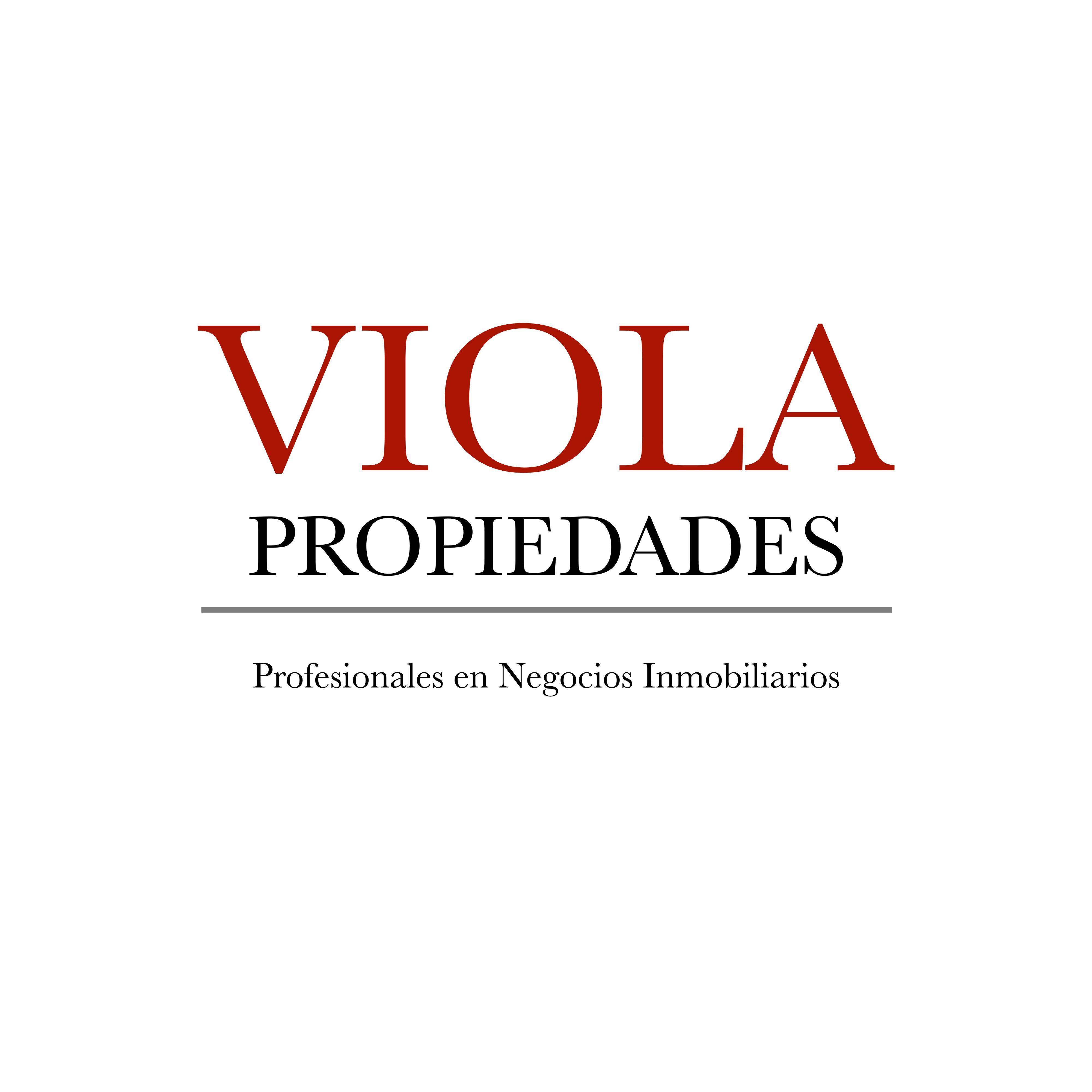 Logo de  Viola Propiedades