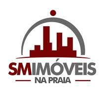 Logotipo de  Sm Imóveis Na Praia