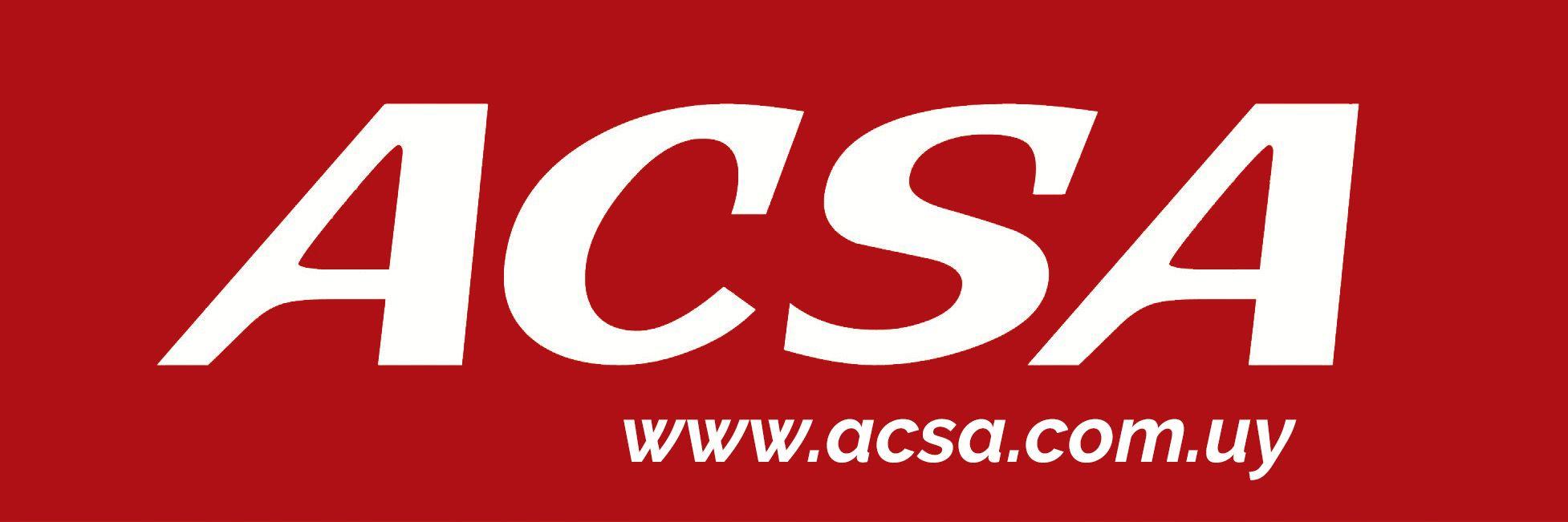 Logo de  Inmobiliaria Acsa Sucursal Central