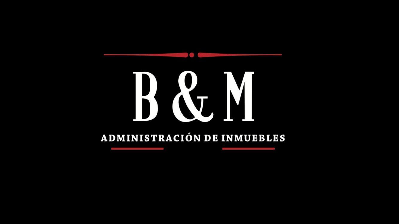 Logo de  B&m Administración De Inmuebles
