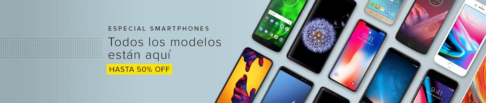 Especial smartphones