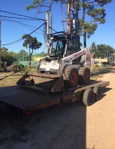 retiro escombro rellenos limpieza terrenos excavaciónes