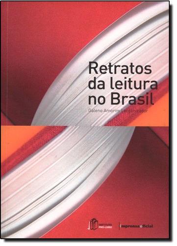 retratos da leitura no brasil de amorim galeno