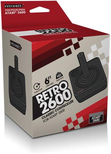 retro-bit atari 2600 controller joystick (retro-bit) -