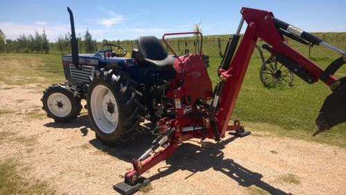 retro exavadora para tractor nueva.