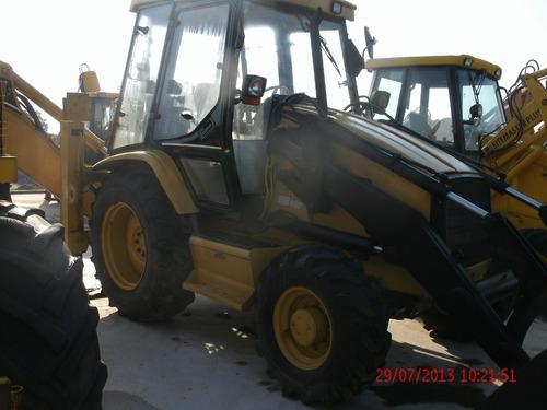 retroexcavadora cat 428 c
