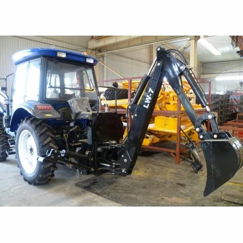 retroexcavadora para tractor lw7 equus