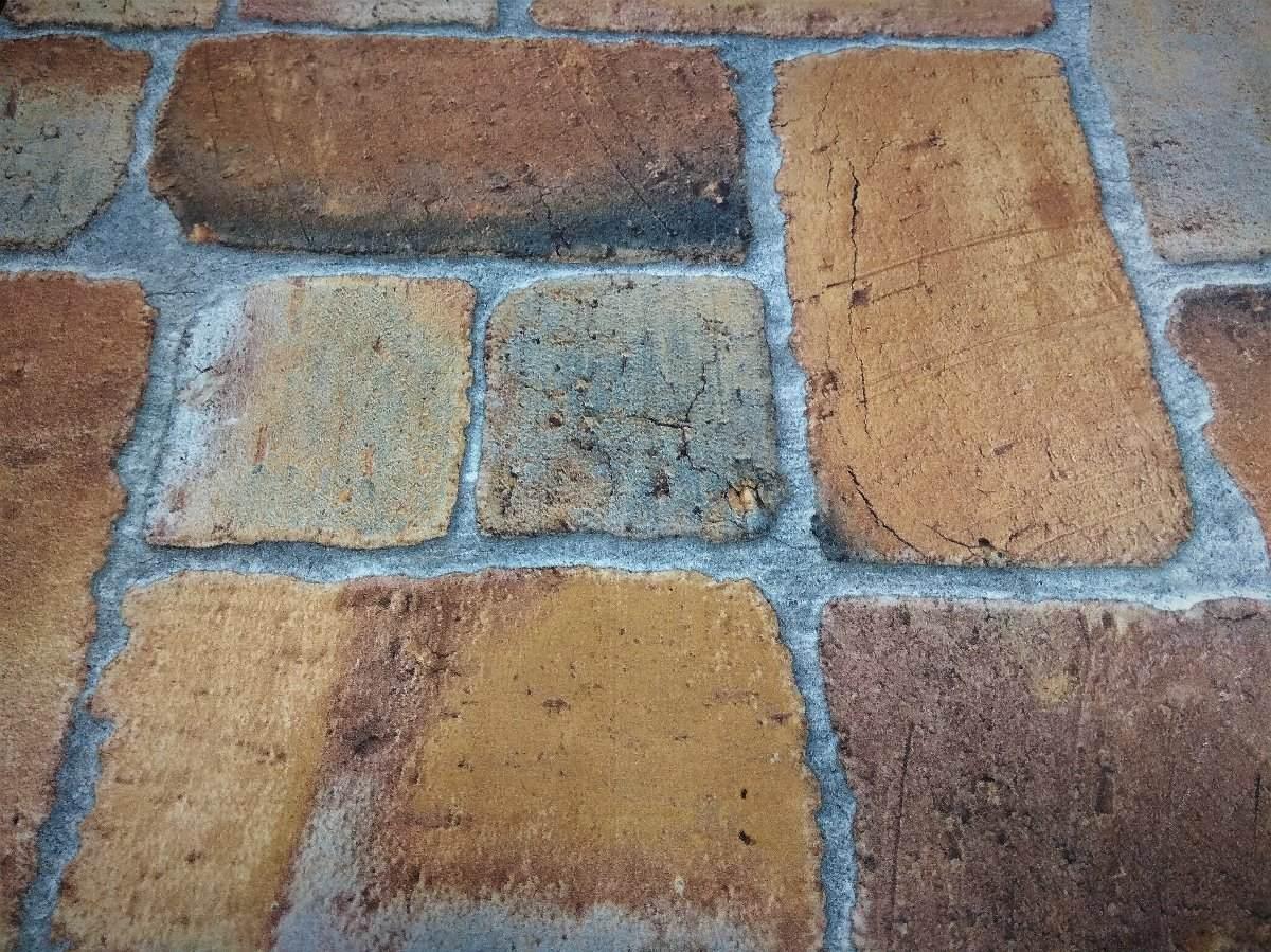 Revestimiento ceramica imitacion ladrillo pei 5 449 00 en mercado libre - Revestimiento imitacion ladrillo ...