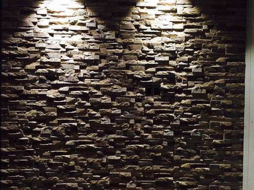 revestimiento piedra artificial easystones