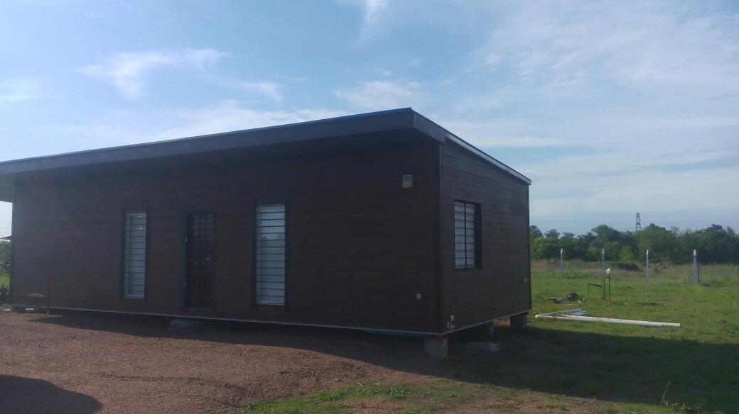 Revestimientos Exterior Interior Yeso Casa Contenedores 40000 - Revestimientos-exterior